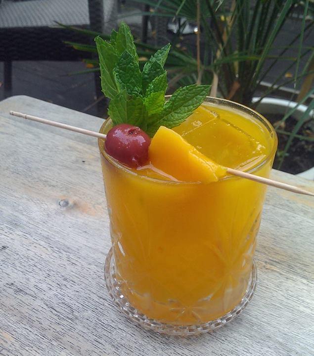 Mangifera Sour Cocktail @ Der Kofferraum Karlsruhe